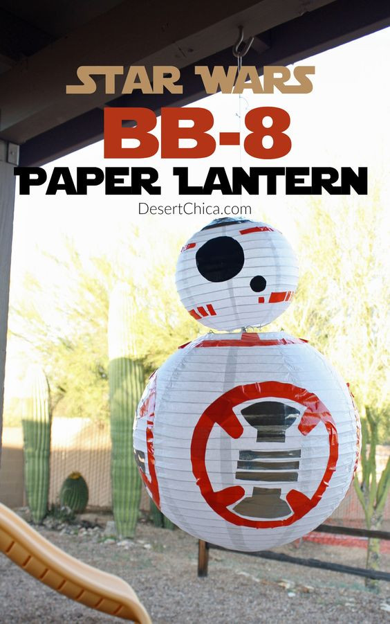 Bb8 Papier Laterne