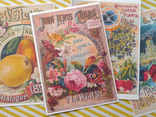 vintage-blumen-postkarte-paperdesc-2017