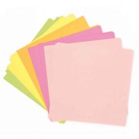 Origami Papier neon