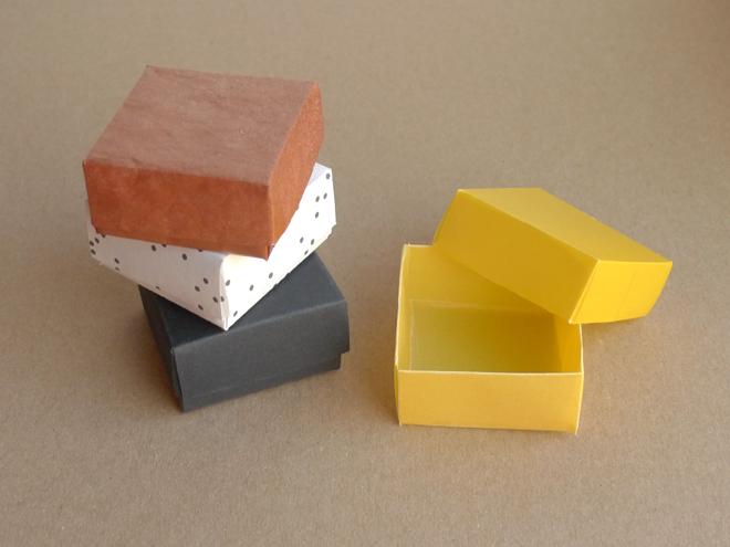 paper desc printable mini papierschachtel mit deckel. Black Bedroom Furniture Sets. Home Design Ideas