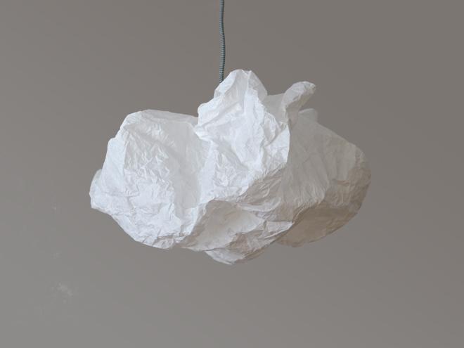 Paper Desc Diy Super Einfache Lampe Aus Seidenpapier