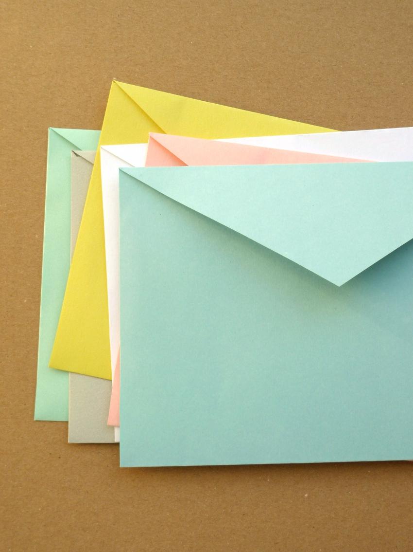 Paper Desc Diy Briefumschlag C6 Zum Ausdrucken Auf A4 Papier