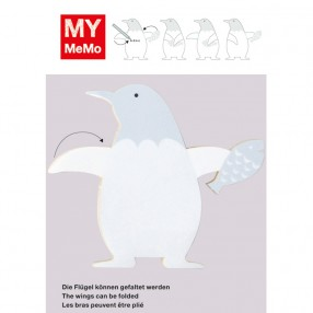 Sticky Notes Pinguin